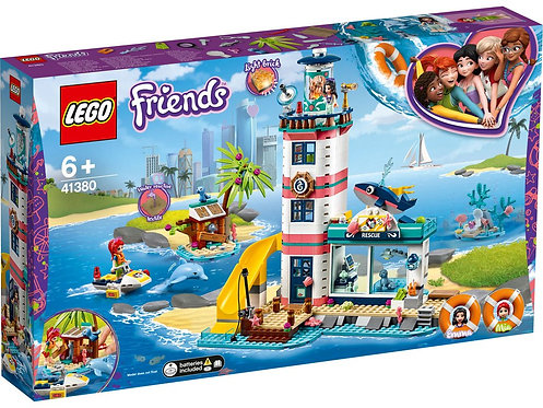LEGO® FRIENDS - LIGHTHOUSE RESCUE CENTRE - 41380
