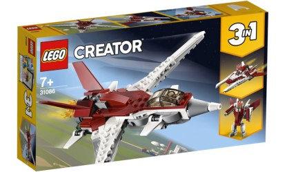 LEGO® CREATOR - FUTURISTIC FLYER