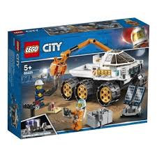 LEGO® CITY - CITY SPACE PORT - ROVER TESTING DRIVE - 60225 60225