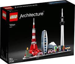 LEGO® ARCHITECTURE - TOKYO - 21051