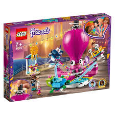 LEGO® FRIENDS - FUNNY OCTOPUS RIDE - 41373
