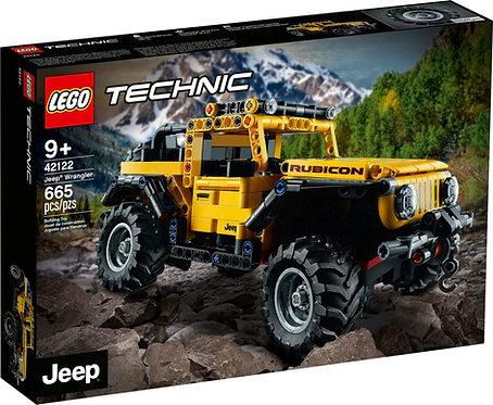 LEGO® TECHNIC - JEEP WRANGLER - 42122