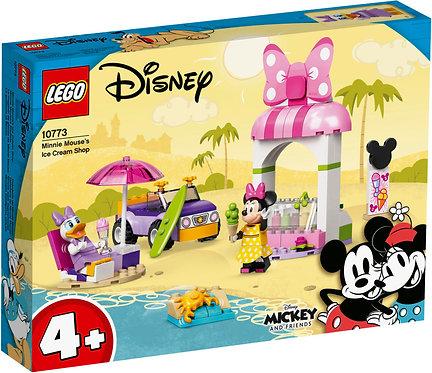 LEGO® MINNIE MOUSE'S ICE CREAM SHOP - 10773