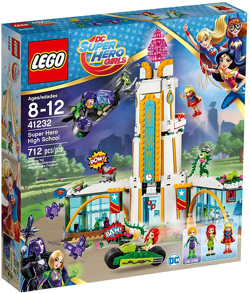 LEGO® SUPER HEROES - SUPER HERO HIGH SCHOOL