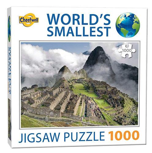 1000PC PUZZLE - MACHU PICCHU - 13916