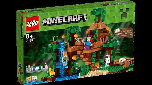 LEGO® MINECRAFT - THE JUNGLE TREEHOUSE