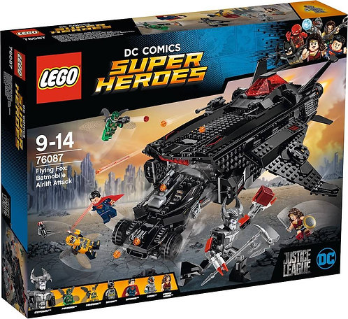 LEGO® SUPER HEROES - JUSTICE LEAGUE - BATMOBILE AIRLIFT ATTACK