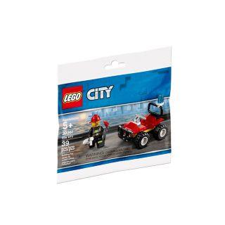 LEGO® CITY - 30361 FIRE ATV RECRUITMENT PACKET
