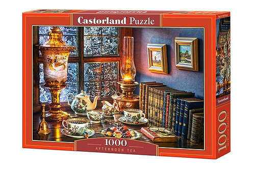 1000PC PUZZLE - AFTERNOON TEA - 104116