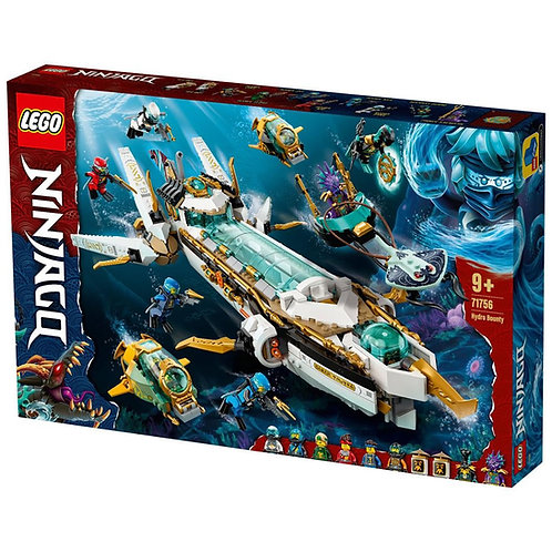 LEGO® NINJAGO - HYDRO BOUNTY - 71756