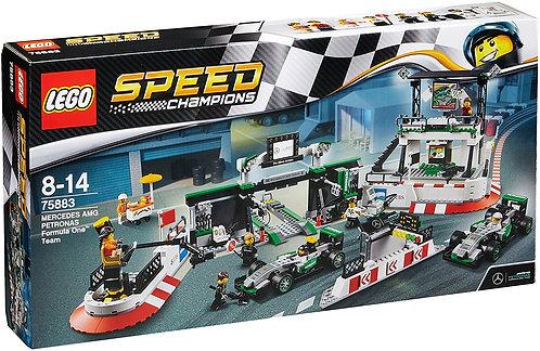 LEGO® SPEED CHAMPIONS - MERCEDES AMG PETRONAS FORMULA ONE TEAM