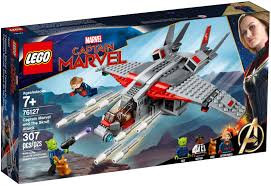 LEGO® SUPER HEROES - CAPTAIN MARVEL AND THE SKRULL ATTACK