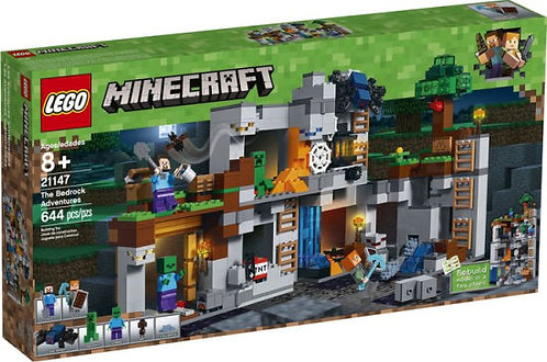 LEGO® MINECRAFT - THE BEDROCK ADVENTURE
