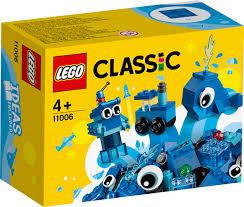 LEGO® CLASSIC - CREATIVE BLUE BRICKS - 11006