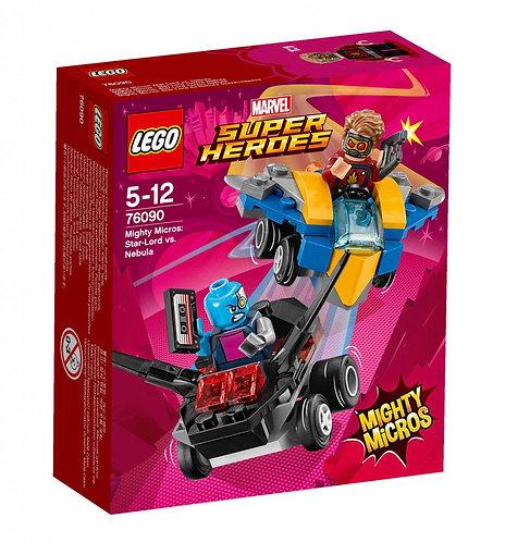 LEGO® SUPER HEROES - STAR-LORD VS NEBULA
