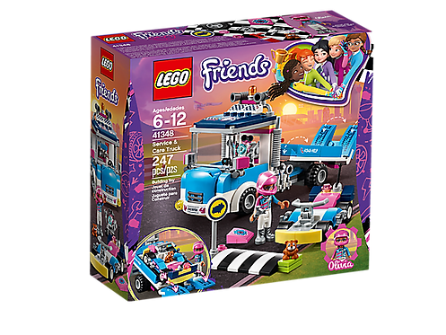 LEGO® FRIENDS - SERVICE & CARE TRUCK