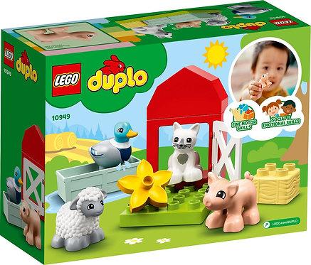LEGO® DUPLO - FARM ANIMAL CARE - 10949