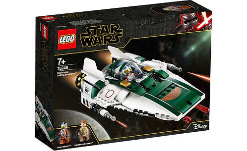 LEGO® STAR WARS - RESISTANCE A-WING STAR FIGHTER - 75248