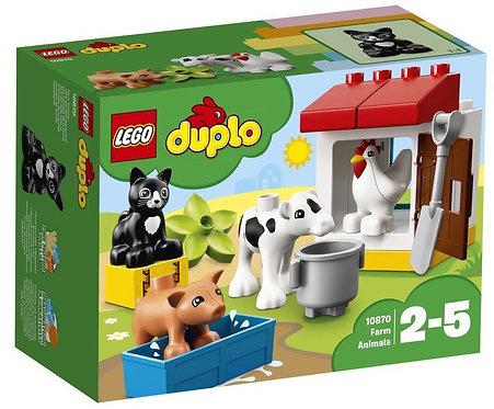 LEGO® DUPLO - FARM ANIMALS