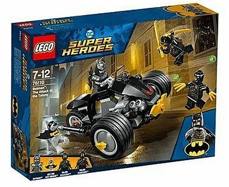 LEGO® SUPER HERO - BATMAN THE ATTACK OF THE TALONS