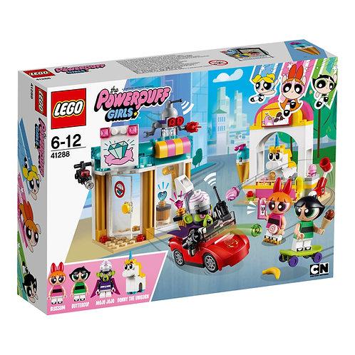 LEGO® POWER PUFF GIRLS - MOJO JOJO STRIKES