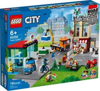 LEGO® CITY - TOWN CENTRE - 60292