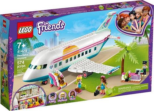 LEGO® FRIENDS - HEARTLAKE CITY AIRPLANE - 41429