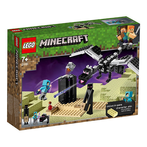 LEGO® MINECRAFT - THE END BATTLE - 21151