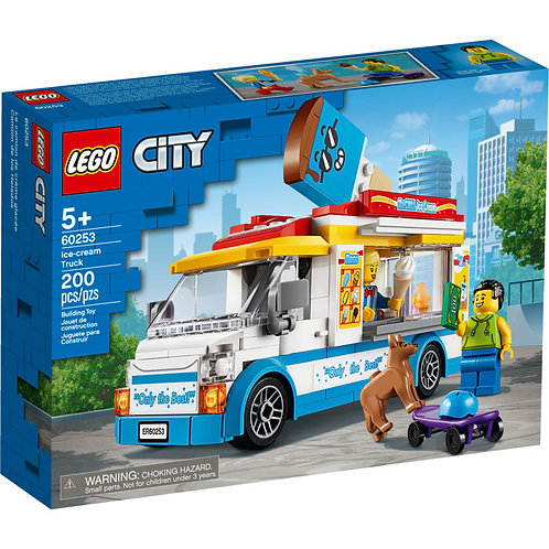 LEGO® CITY - ICE CREAM TRUCK - 60253
