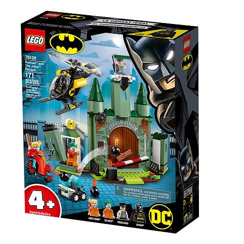 LEGO® BATMAN - BATMAN AND THE JOKER ESCAPE