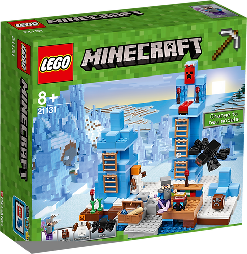 LEGO® MINECRAFT - THE ICE SPIKES