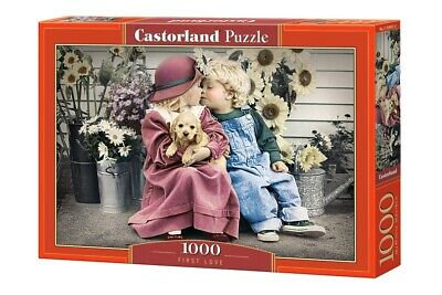 1000PC PUZZLE - FIRST LOVE - 104451