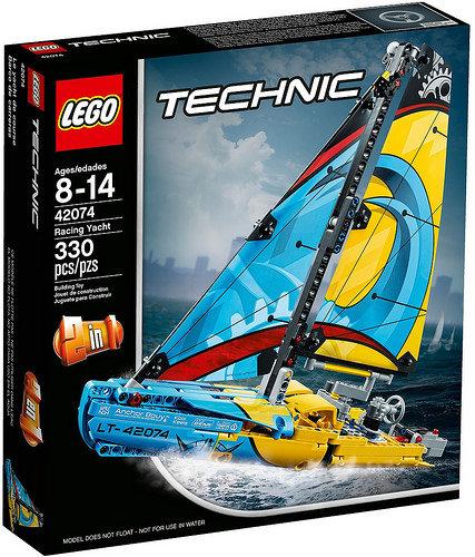LEGO® TECHNIC - RACING YACHT