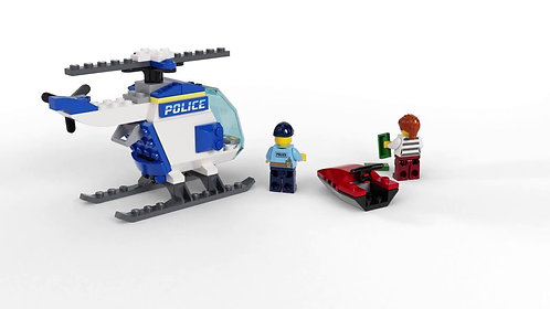 LEGO® CITY - POLICE HELICOPTER - 60275