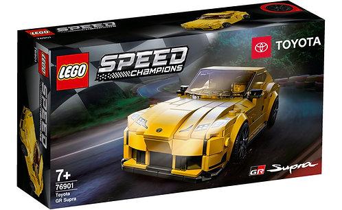 LEGO® SPEED CHAMPIONS - TOYOTA GR SUPRA - 76901