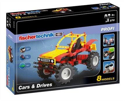 FISCHER TECHNIK - PROFI - CARS & DRIVERS