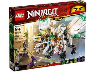 LEGO® NINJAGO - THE ULTRA DRAGON - 70679