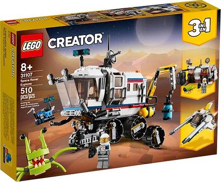 LEGO® CREATOR - SPACE ROVER EXPLORER - 31107