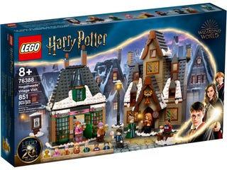 LEGO® HARRY POTTER - HOGSMEAD VILLAGE VISIT - 76388