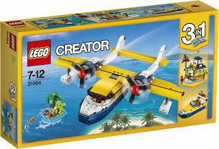 LEGO® CREATOR - ISLAND ADVENTURES