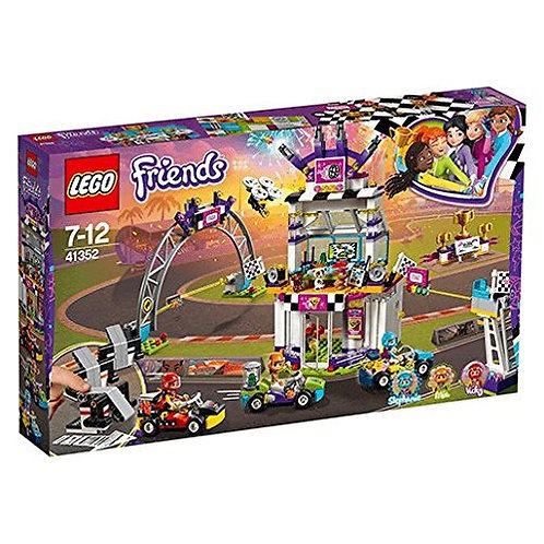 LEGO® FRIENDS - THE BIG RACE DAY