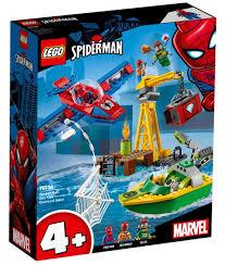 LEGO® SUPER HEROES - SPIDER-MAN DOCK OCK DIAMOND HEIST