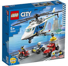 LEGO® CITY - POLICE HELICOPTER CHASE - 60243