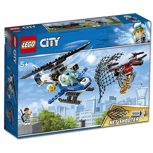 LEGO® CITY - SKY POLICE DRONE CHASE