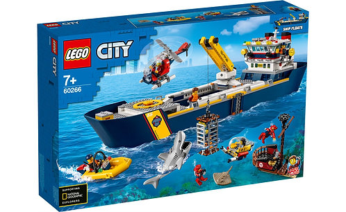 LEGO® CITY - OCEAN EXPLORATION SHIP - 60266