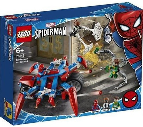 LEGO® SUPER HEROES - SPIDER-MAN VS. DOC OCK - 76148