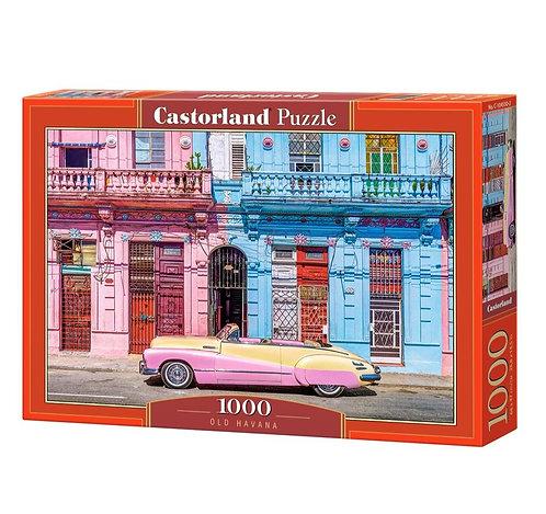 1000PC PUZZLE - OLD HAVANA - 104550