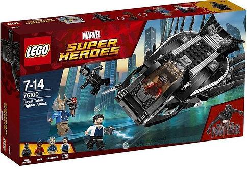 LEGO® SUPER HEROES - ROYAL TALON FIGHTER ATTACK