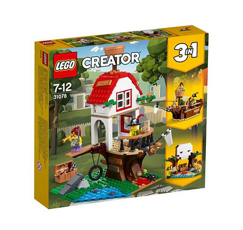 LEGO® CREATOR - TREEHOUSE TREASURES