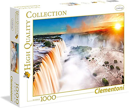 1000PC PUZZLE - WATERFALL - 39385
